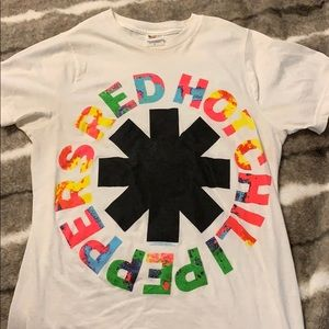 Tops - Red Hot Chili Peppers shirt